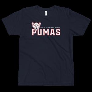 LTS Peoria Pumas Navy T-shirt 2020